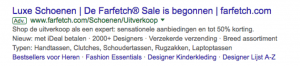 Goed voorbeeld meta description