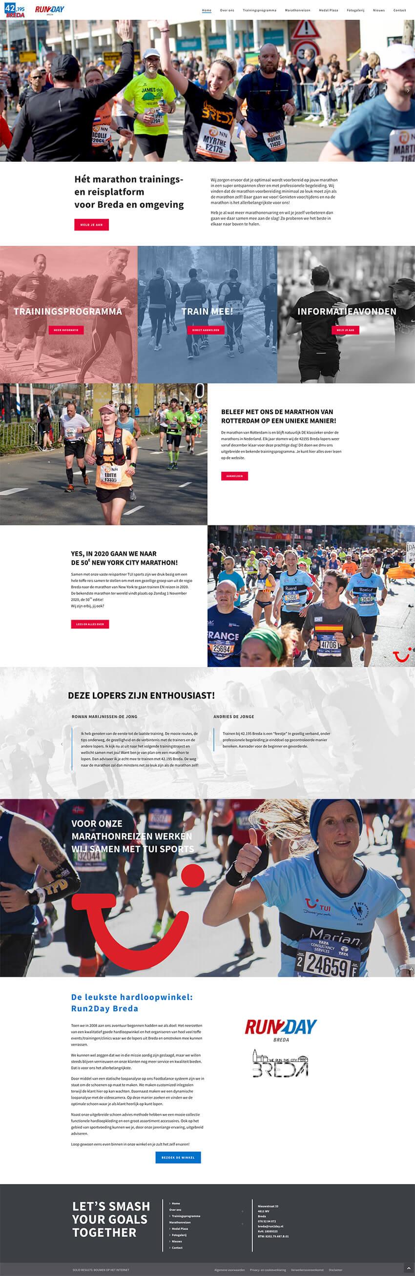 42195 Breda Website